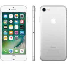 APPLE iPhone 7 - Silver, 32 GB Product Condition: NEW Brand: Apple Product Code: 177178 Availability: In Stock £539.00