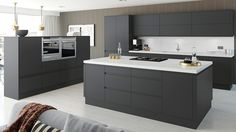 Horizon Anthracite Kitchen - Betta Living
