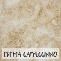 Crema Cappuccino Marble | 12x12 | 18x18 | Polished