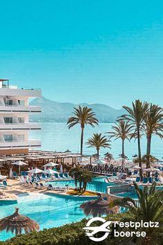Mallorca ist eine der traumhaftesten Inseln der Welt. Siehe hier eines der schönsten Hotels auf Mallorca. #Hotel #Tipps #Urlaub  #Unterkunft Hotel Mallorca, Strand, Dolores Park, Abs, Travel, Beautiful Hotels, Islands, Family Vacations, Villas