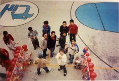 Colegio Inglés Hidalgo, 2002-2003.