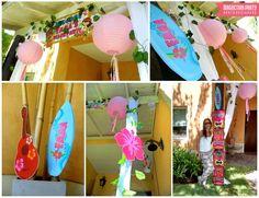 Luau - Beach Party - Hawaiian Birthday Party Ideas | Photo 1 of 27