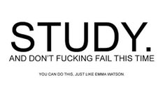 This is me every time I study!