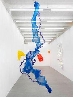 Berta Fischer . 2011 . Galerie Giti Nourbakhsch
