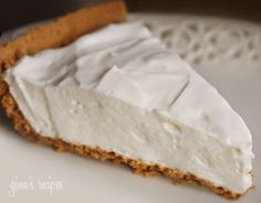 Skinny girl no bake cheesecake
