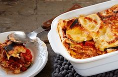 Ricotta, Mashed Potatoes, Cauliflower, Macaroni And Cheese, Vegetables, Ethnic Recipes, Food, Lasagna, Red Peppers