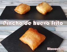 Cocina – Recetas y Consejos No Cook Appetizers, Huevos Fritos, I Want Food, Food Decoration, Appetisers, Healthy Dessert Recipes, Kitchen Recipes, Finger Foods, Food And Drink