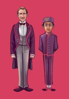 The Grand Budapest Hotel. Cinema Posters, Concert Posters, Film Posters, Music Posters, It Crowd, Gran Hotel Budapest, Hotel Uniform, Wes Anderson Movies, The Royal Tenenbaums