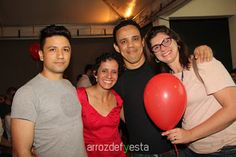Instituto Bacae inaugurou a sua sede e lançou o jogo Balonino. Veja as fotos do evento no site www.arrozdefyesta.net.
