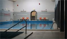Piscine Couverte Destinations, Basketball Court, Covered Pool, Thermal Baths, Water, Travel Destinations