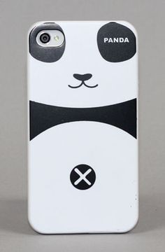 Panda Case for Iphone  by Yamamoto Industries