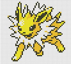 Jolteon by Hama-Girl