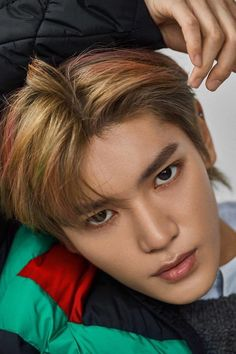 「 NCT 127 」Taeyong for the October issue of L'Officiel Hommes. Lee Taeyong, Nct 127, Kim Jung, Jung Woo, Winwin, Jaehyun, Nct Dream, Park Ji Sung, Musica