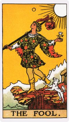 April Fool,Numerology, the Tarot's wisest card