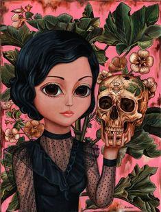 A arte de Raudiel Sañudo – BLCKDMNDS
