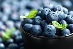 Blueberry by BrianAJackson. Blueberry antioxidant organic superfood in a bowl concept for healthy eating and nutrition Protein Smoothie Recipes, Healthy Protein, Healthy Fruits, Smoothie Ingredients, High Protein, Whey Protein, 4 Ingredients, Healthy Weight, Healthy Food