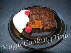 Magic Cooking Time | Blog o gotowaniu: Ciasto czekoladowe z malinami