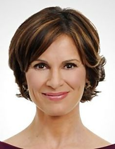 Jounalist/Television Personality ELIZABETH VARGAS - who recently revealed she is a recovering alcoholic. We're very proud of Elizabeth and wish her the very best. Elizabeth Vargas, Newscaster, New Hair Do, She Walks In Beauty, Hair Dos, Cute Hairstyles, Hair Inspiration, Curly Hair Styles, Hair Makeup