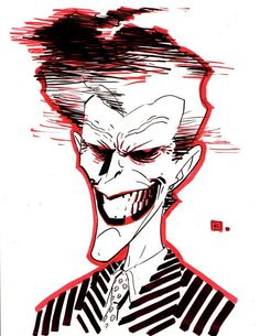 The Joker by Andy Kuhn