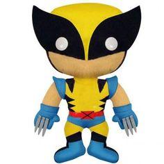 Classic Wolverine Plushie