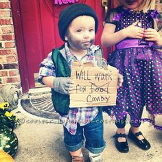 our source toddler boy diy halloween costumes will work for candy child