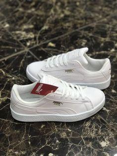 Puma Suede Beyaz Renk Bağcıklı Spor Ayakkabı WhatsApp Bilgi Hattı ve Sipariş : 0 (541) 2244 541 Detaylar: www.renkliayaklar.net
