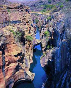Blyde River and Canyon, Mpumalanga, South Africa. Places To Travel, Places To See, Pretoria, Belleza Natural, Africa Travel, Natural Wonders, Photos, Pictures, Travel Around