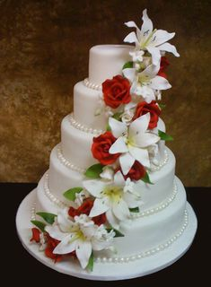 Wedding Fondant Archives - Page 3 of 4 - Edda's Cake Designs