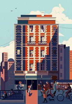 Nice illustration by Antonia Aleksandrova