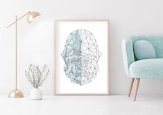 Printing Services, Online Printing, Green Turquoise, Printable Art, Different Colors, Wall Art Prints, Scandinavian, Minimalist, Awesome