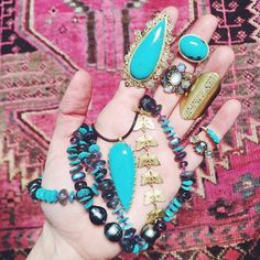 Turquoise, Labradorite + Gold on a Saturday.oh, + D I A M O N D S of course! Storyboard, Labradorite, Turquoise Necklace, Gold, Jewelry, Style, Fashion, Swag, Moda