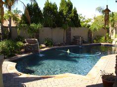 My Tropical Backyard Retreat