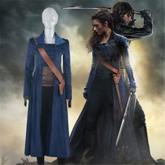 Pride and Prejudice and Zombies Elizabeth Bennet Cosplay Costume Fancy Dress