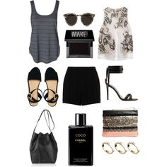 """""""Two faces"""" by queen-95 on Polyvore"""