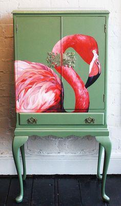 mueble flamenco