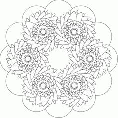 Coloring Page Challenges, printable coloring sheets for teens and adult coloring hobbyists.