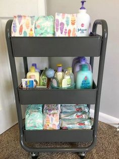 Fantastic baby arrival tips are offered on our web pages. Check it out and you wont be sorry you did. Shower Bebe, Baby Shower, Soothing Baby, Baby Storage, Diaper Storage, Baby Bottle Storage, Baby Clothes Storage, Diaper Caddy, Baby Nursery Organization