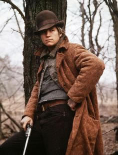 mysterymisstrees:    Jeff Bridges (23) in Bad Company (1972)