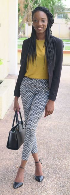 Here are some ways you can take your professional work outfit and business attire to transition to casual night out outfit without a hassle.