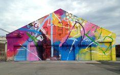 HENSE (Alex Brewer) – Graffiti, Art and the Catwalk