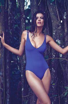 Thais Oliveira - Pain de Sucre Swimwear Collection 2015