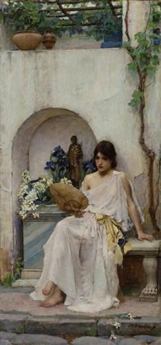 Flora - John William Waterhouse