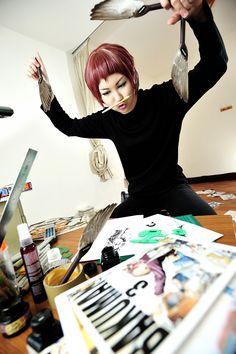 Niizuma Eiji | Bakuman #cosplay #anime #manga