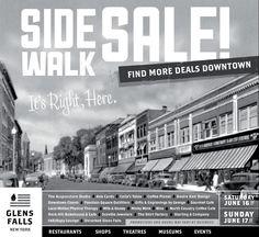 Larac Weekend Sidewalk Sale