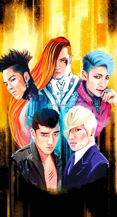 "BIG BANG ""Fantastic Baby"""
