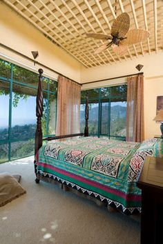 Southwestern Bedroom Design Ideas, Pictures, Remodel and Decor