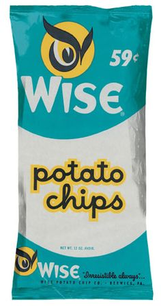 Wise Foods started out as Wise Potato Chip Company, founded in Berwick, Pennsylvania,