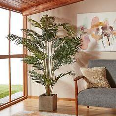 23 Best Artificial Tree Livingroom images   Artificial tree ...