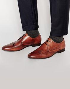 Zapatos Oxford Derby de Walk London