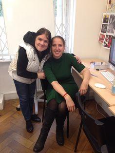 Já A Moje Kámoška A Spoližačka Foxie Irena Svobodová/Me And My Friend And Classmate Foxie Irena Svobodová 24.10.2014⭐️